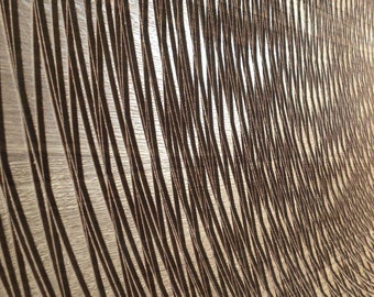 Far Shore, wood sculpture by James Crisp