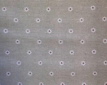 Little Daisy Print Fabric