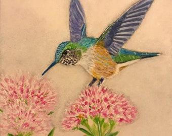 Cute little birdie #5 - 6 x 6