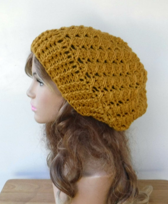 PDF Instant Download Slouchy Hat Pattern/Woman Teen Slouchy
