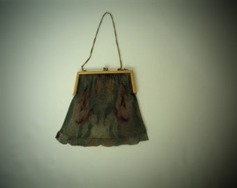 Whiting and Davis Dresden Mesh Purse
