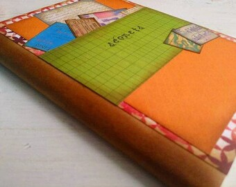 Secrets Slim Journal with Unlined Pages