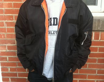 Bomber jacket used XL mens and 1xl women