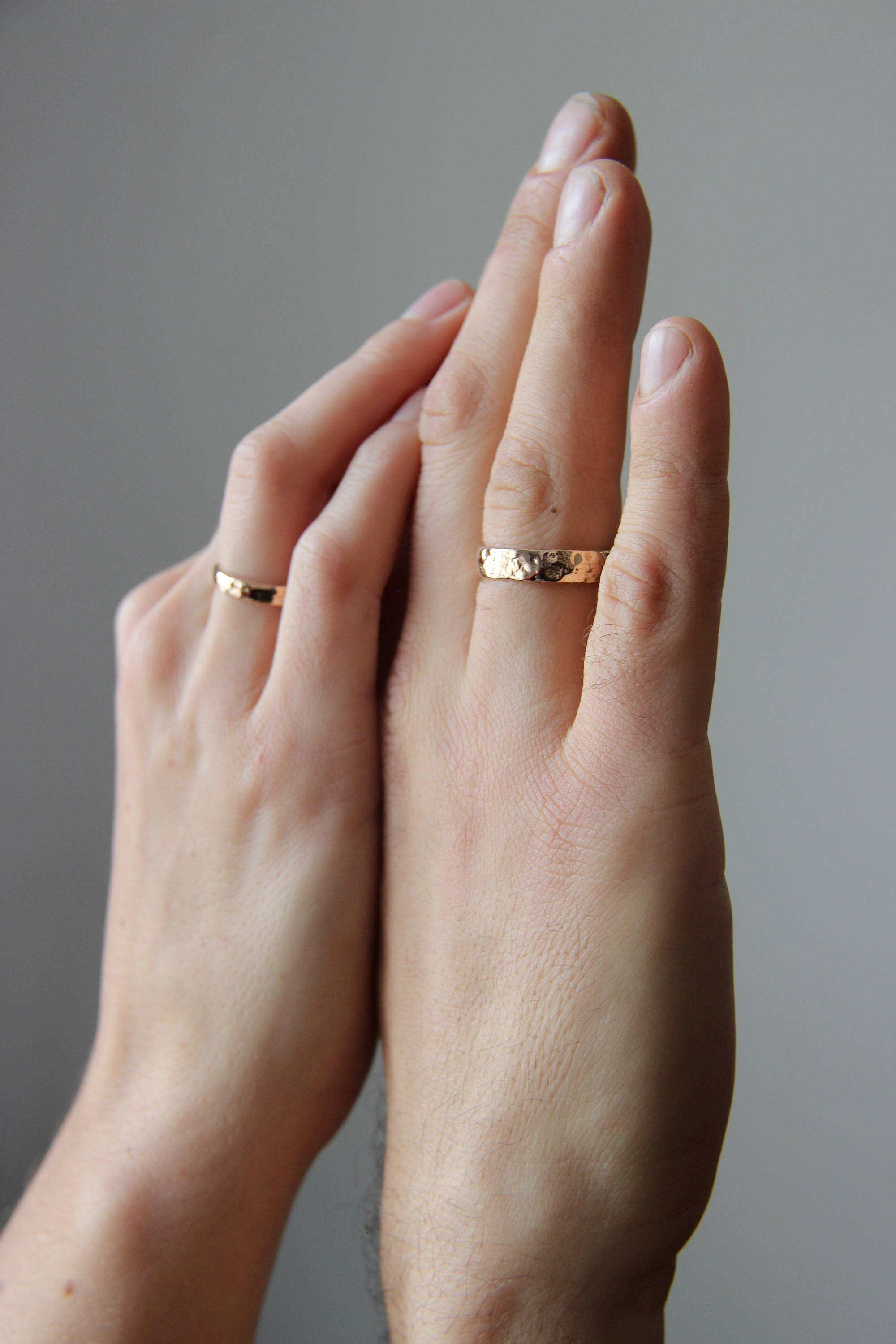 il layered minimalist listing gold simple ring rings ideas stacking gift fullxfull dainty layering