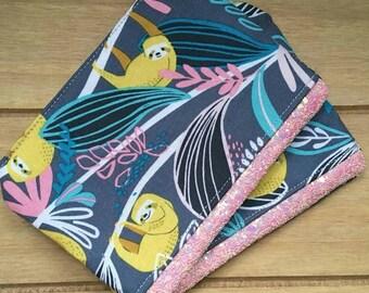 Sloth coin purse