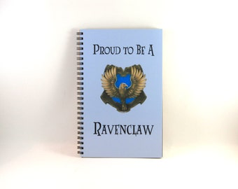 Ravenclaw Journal/Notebook