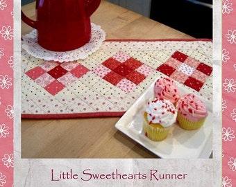 Little Valentine Quilt Pattern