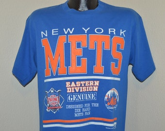90s New York Mets Baseball t-shirt Large