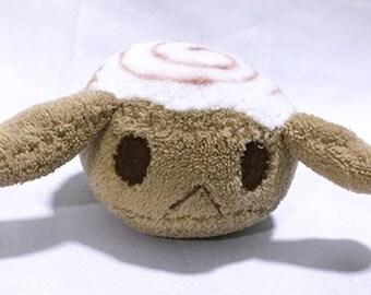 Cinnamon Bunny Plush