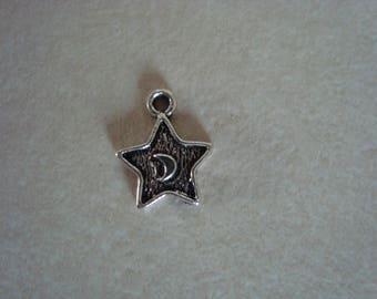 With its aged silver Moon Star charm