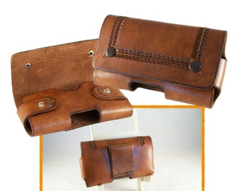 PATTERN - Smart Phone Case I  pattern for leather- leathercraft - PDF pattern ONLY