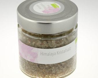 Cold Smoked Himalayan Pink Salt