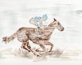 REPRINT: Derby Horse, Ken...