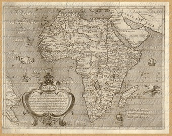 Map of italy from 1500s ancient old world cartography map of africa from the 1600s 201 ancient old world cartography exploring safari sailing vintage digital image download last minute gumiabroncs Choice Image