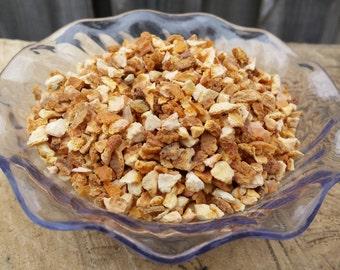 Dried Orange, Organic Herbs, Potpourri, Cindi's Fairy Fetti, Organic Orange Peel, Dried Orange Peel, Dried Herbs, Money, Good Fortune, Luck