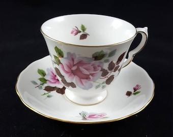 Gorgeous Queen Anne Tea Cup