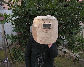 Welding Mask Welding Helmet Protection welder Antique Face Shield Glasses Face protector Industrial Gothic Decor Stempunk Accessories