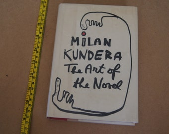 Milan Kundera Etsy