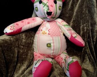 Ms. John Deer  Snuggle Bear