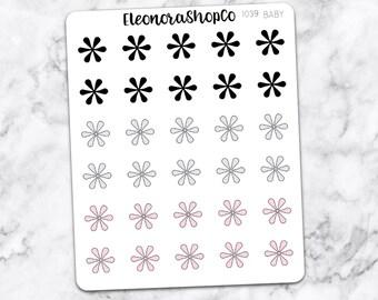 ASTERISK Stickers — 1039