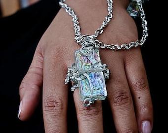 Mosaic Goddess Bracelet