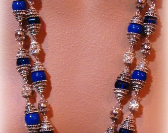 CONSTANTINOPLE statement necklace