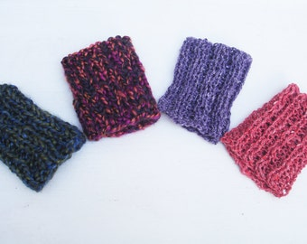 Snood knit for MSD dolls or similar format