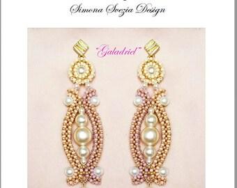 "Tutorial ""Galadriel"" earrings"