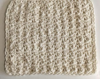 Crocheted Wash Cloth