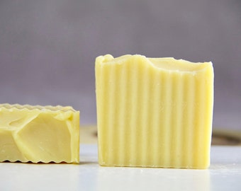Natural Aloe Soap. Ylang Ylang Soap