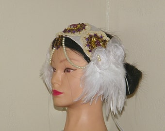 Beautiful Unique Headpiece