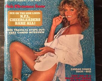 Playboy Magazine - December 1978