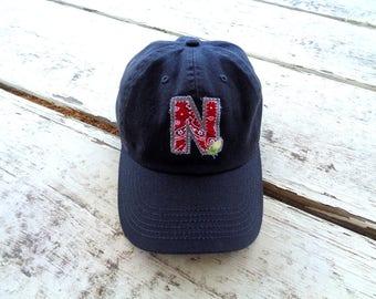 Nebraska 'N' baseball cap
