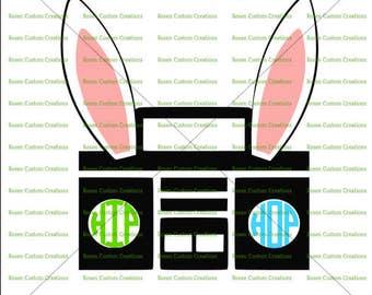 Hip Hop Easter SVG