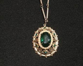 Vintage 1940s Coro Necklace