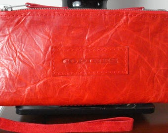 Wallet Red color