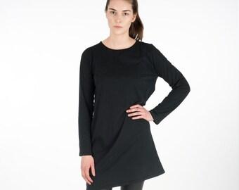 Black Dress Eco Fair