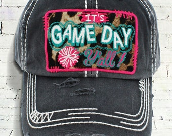 Its game day hat