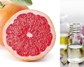 Pink Grapefruit Essential Oil - 1oz Bottle