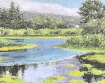 Wetland Greens