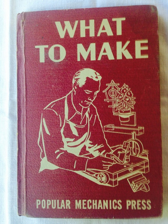 Do it yourself craft book what to make volume 9 1948 100 hand do it yourself craft book what to make volume 9 1948 100 hand made workshop projects with illustrated how to instructions from kossakprincess on etsy solutioingenieria Choice Image