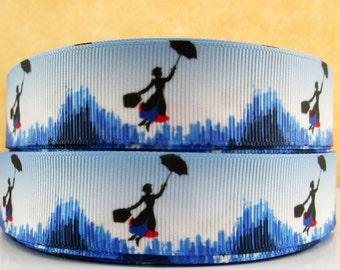 5 YDS Mary Poppins Ribbon