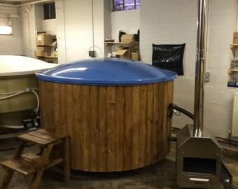 Jacuzzi spa hot tub, hydro massage installed