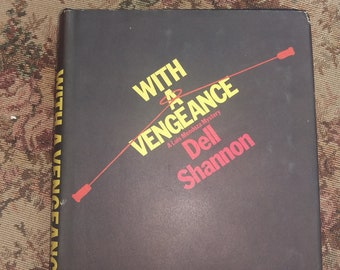 Dell Shannon book set