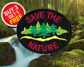 Hiking Patches Nature Patches Iron On Patch Sew On Patch Patches For Backpacks