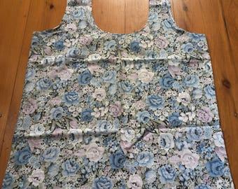 Floral Pillowcase Tote Bag