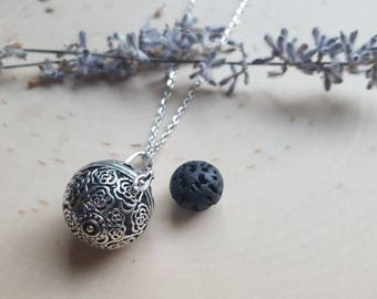 Diffuser Necklace, essential oil Necklace, Diffuser Jewelry, aromatherapy Jewelry, Aromatherapy Necklace, essential oil diffuser necklace