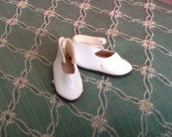 Vintage French Style Doll Shoes