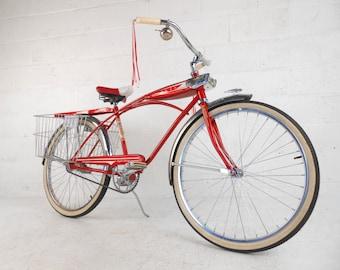 Ross Super Deluxe Vintage Bicycle (8552)JR