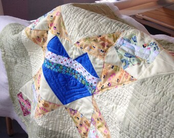 Free Hand Quilting Services